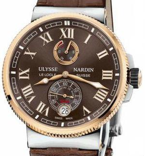 1185-126/45 Ulysse Nardin Marine Chronometer