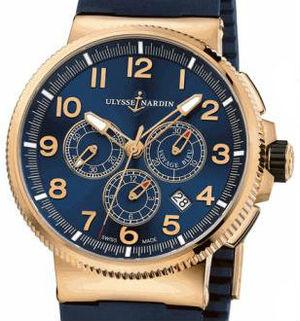 1506-150LE-3/63-VB Ulysse Nardin Marine Chronograph