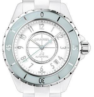 H4465 Chanel J12 White