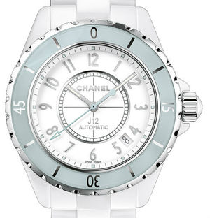 H4464 Chanel J12 White