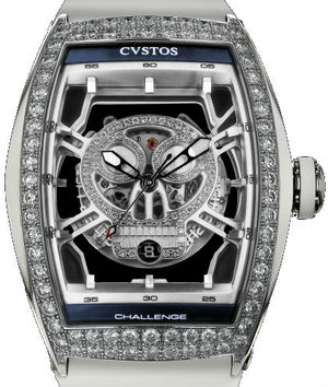 Challenge Jet-Liner Skull Diamonds GT Cvstos Challenge Jet-Liner