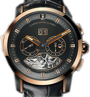 MTR.ALG89.060-080 Christophe Claret Traditional Complications