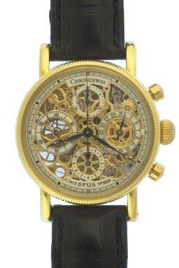 Chronoswiss Artist Unique Timepieces