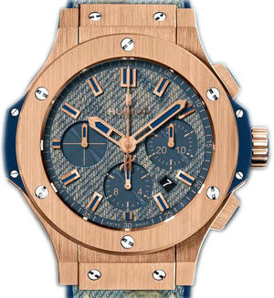 301.PL.2780.NR.JEANS Hublot Big Bang 44 mm