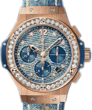 341.PL.2780.NR.1204.JEANS Hublot Big Bang 44 mm