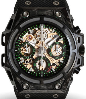 Linde Werdelin SpidoLite SpidoSpeed Carbon Green