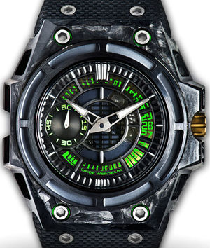 Linde Werdelin SpidoLite SpidoLite Tech Green