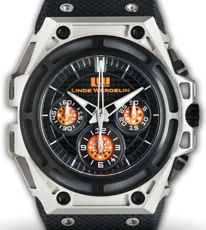 Linde Werdelin SpidoLite SpidoSpeed Black Orange