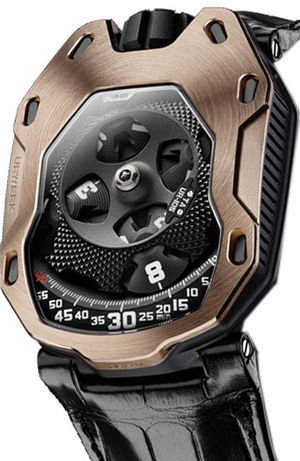 UR-105 TA RG Urwerk 105 Collection