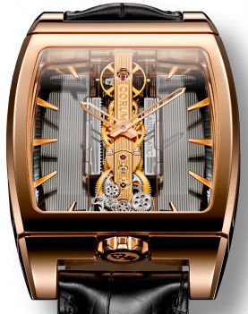 Corum Golden Bridge 313.165.55/0002 GL10R