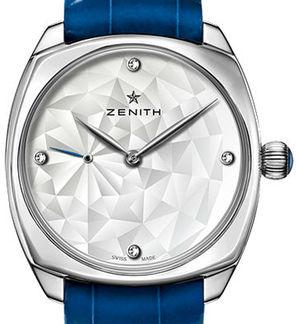 03.1971.681/80.C754  Zenith Star Ladies