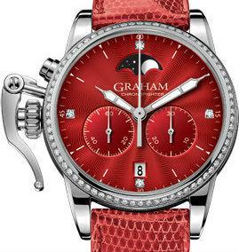 Graham Chronofighter Classic 2CXCS.R01A