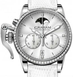Graham Chronofighter Classic  2CXCS.S06A