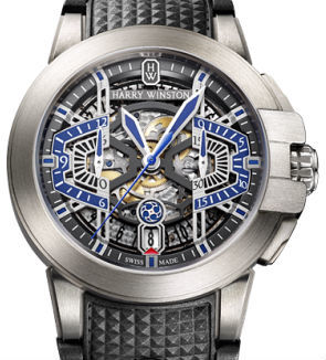 OCEACH44ZZ004 Harry Winston Project Z