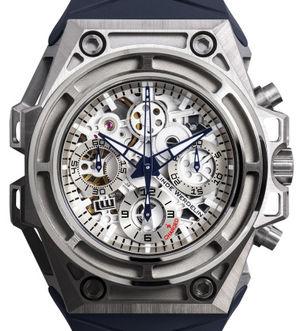 Linde Werdelin SpidoLite spidospeed chronograph titanium