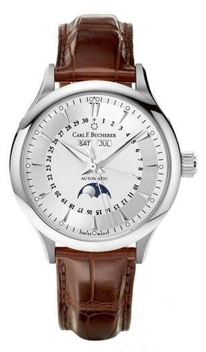 00.10909.02.13.01 Carl F.Bucherer часы MoonPhase