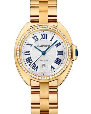 WJCL0004 Cartier Cle de Cartier