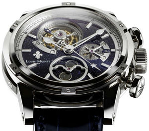 LM-2970AV Louis Moinet Tourbillon