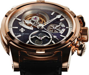 LM-2950AV Louis Moinet Tourbillon