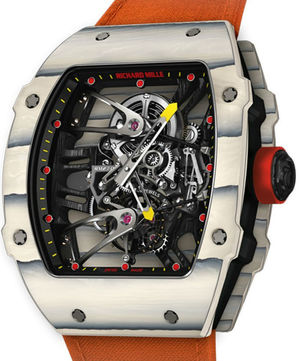 RM 27-02 Richard Mille Mens collectoin RM 001-050