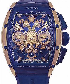 Challenge Eagle chrono Depardieu LE Cvstos Limited Edition