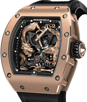 RM 57-01 Richard Mille Mens collectoin RM 050-068