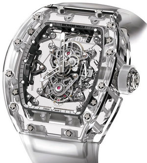 RM 56-02 Sapphire Richard Mille Mens collectoin RM 050-068