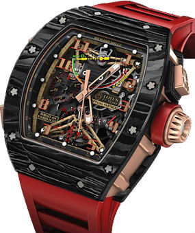 Richard Mille Mens collectoin RM 050-068 RM 50-01