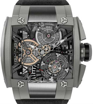 Rebellion Magnum 540 Magnum 540 Grand Tourbillon Titanium