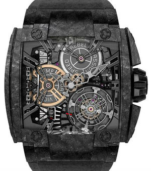 Magnum 540 Grand Tourbillon Carbon Rebellion Magnum 540