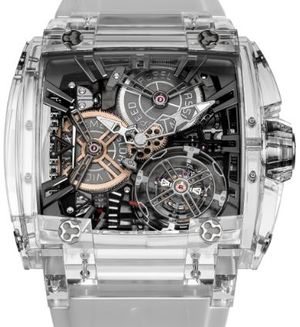 Magnum 540 Grand Tourbillon Sapphire Rebellion Magnum 540