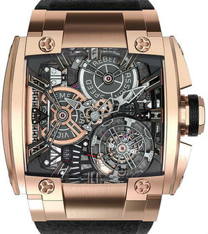Magnum 540 Grand Tourbillon Gold 5N Rebellion Magnum 540