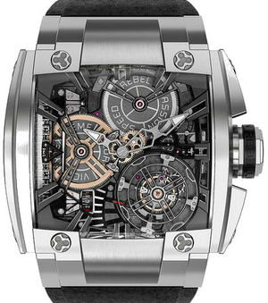 Magnum 540 Grand Tourbillon White Gold Rebellion Magnum 540