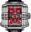 Rebellion T-1000 Т-1000 T1K Titanium Red Black