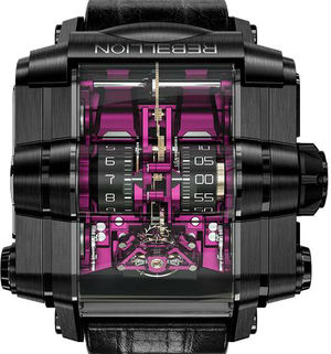Т-1000 T1K Titanium DLC Purple Black Rebellion T-1000