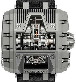 Rebellion Gotham T-1000 Gotham T2K Titanium