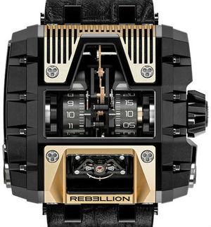 T-1000 Gotham T2K Titanium PVD Gold Rebellion Gotham