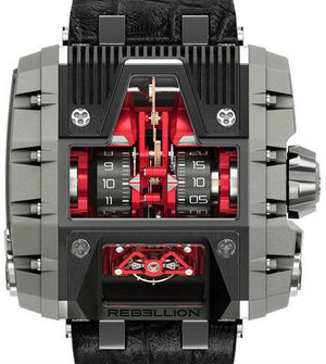 Rebellion Gotham T-1000 Gotham Titanium Red