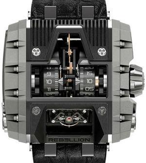 T-1000 Gotham T2K Titanium Black Rebellion Gotham