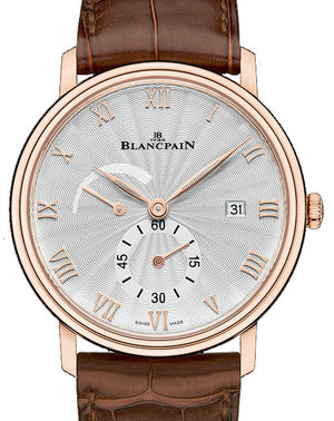 Blancpain Villeret Ultra-Slim 6606A-3642-55A