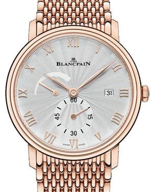 Blancpain Villeret Ultra-Slim 6606A-3642-MMB