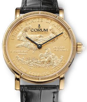 Corum Coin 082.645.56/0001 MU52