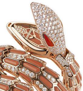 102143 SPP40D2GD2C.2T Bvlgari Serpenti Jewellery Watches