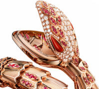102014 SPP40D1GD2D1R.2T Bvlgari Serpenti Jewellery Watches