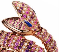 101863 SPP40D2GD2PSA.2T Bvlgari Serpenti Jewellery Watches
