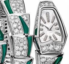 102047 SPW26WGD1GD2A.2T Bvlgari Serpenti Jewellery Watches