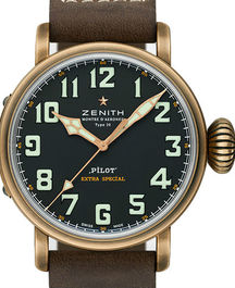 Часы Zenith Pilot Type 20 Tribute To Louis Bleriot