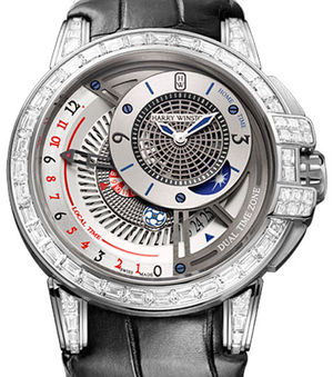 OCEATZ44WW013 Harry Winston Ocean