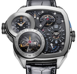 Harry Winston Haute Horology HCOMTT55WW001