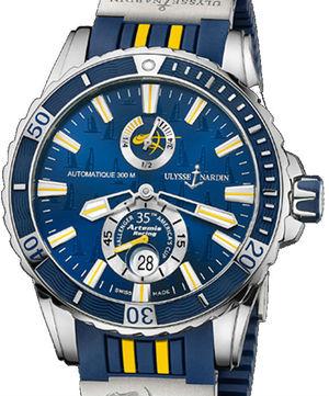 263-10LE-3/93-ARTEMIS Ulysse Nardin Diver